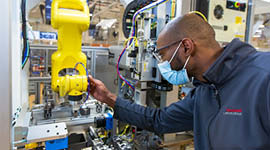 Academy of Advanced Manufacturing Addresses the Skills Gap