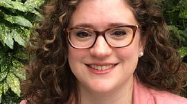 Carolyn Hull Receives ANSI 2021 Next Generation Award