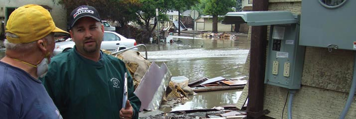 How to Evaluate Water-Damaged Electrical Equipment
