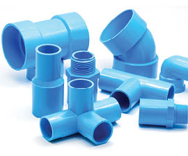 Standard for PVC Fittings Covers Electrical Wire and Cable
